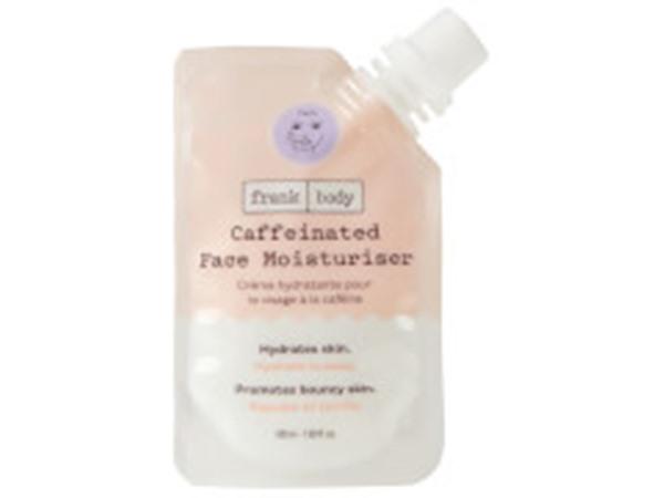 Frank Body Caffeinated Face Moisturiser Pouch