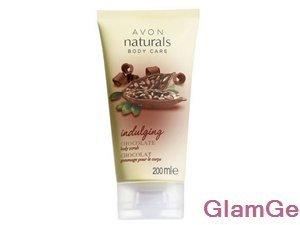 Naturals Chocolate Moisturising Body Scrub