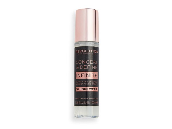 Makeup  Conceal & Define Infinite Setting Spray