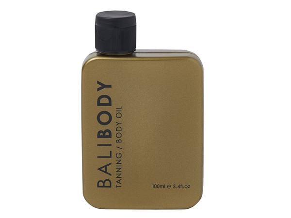 Bali Body Natural Tanning And Body Oil