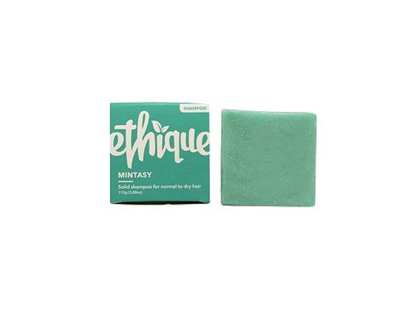 Ethique Mintasy Solid Shampoo