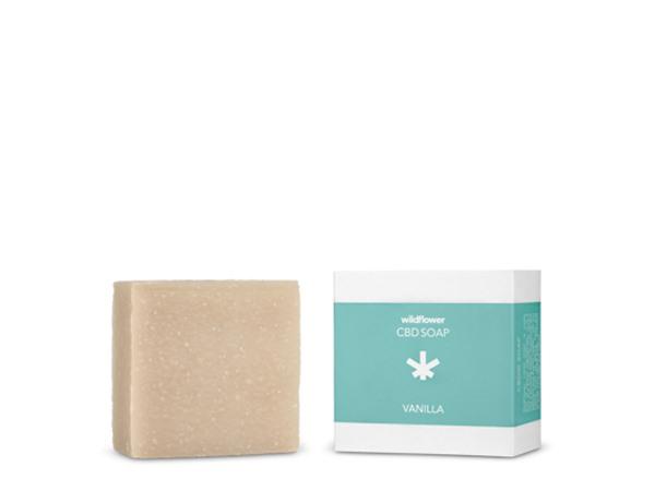 Cbd+ Vanilla Soap