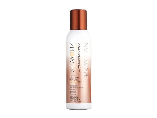 St Moriz Advanced Professional Spray Tan In A Can