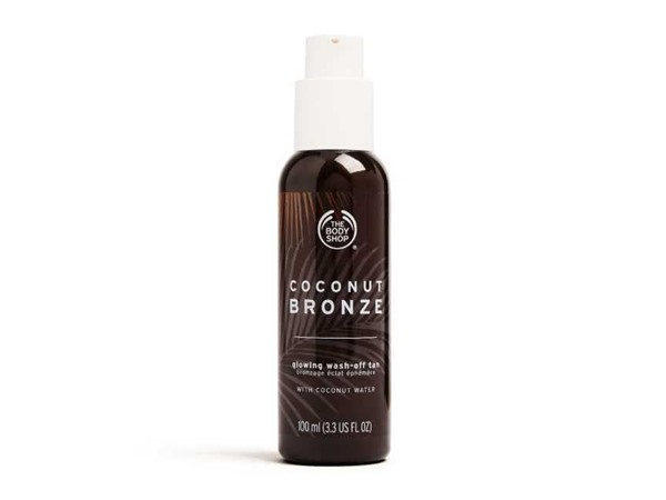 Coconut Bronze Glowing Wash-Off
