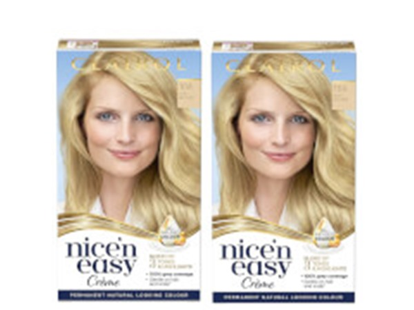 Nice' N Easy Crème Natural Looking Oil Infused Permanent Hair Dye