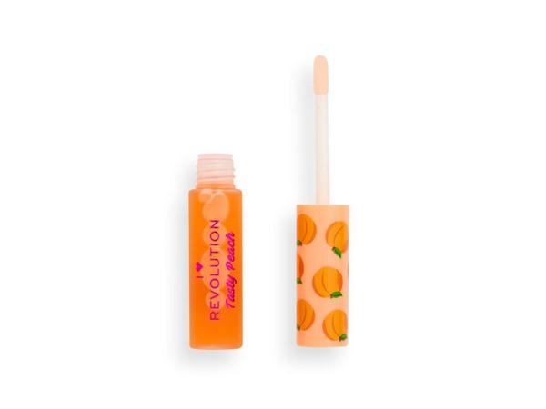 I Heart Revolution Tasty Peach Lip Oil