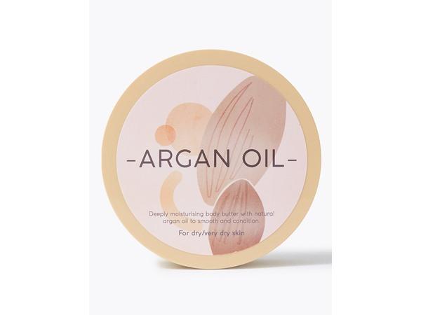 Nature's Ingredients Argan Oil Body Butter