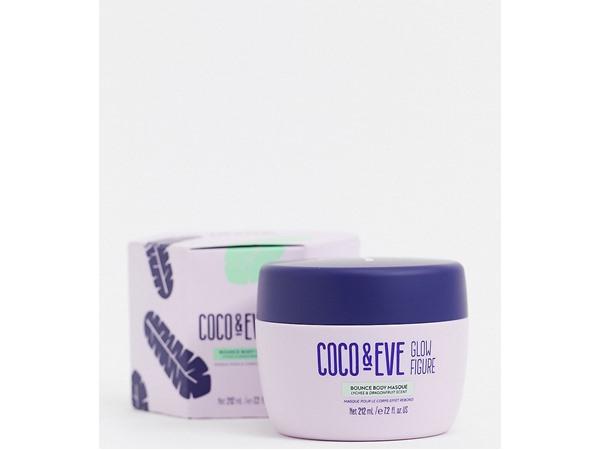 Coco & Eve Glow Figure Bounce Body Masque-No Colour