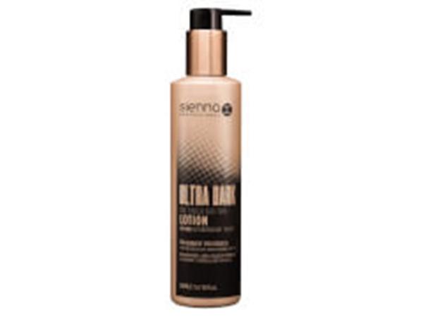 Sienna X Ultra Dark Q10 Tinted Self Tan Sleep Lotion