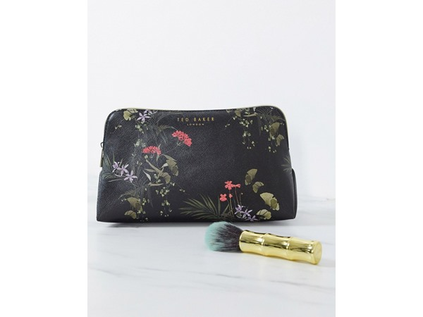 Highland Make Up Case In Black