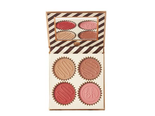 BH Cosmetics Truffle Blush Palette