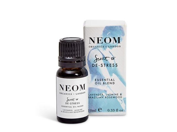 Neom Scent To De-Stress Essential Oil Blend