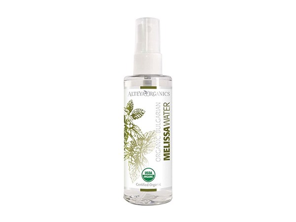 Alteya Organics Bulgarian Melissa Water Glass Spray
