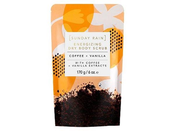 Sunday Rain Dry Body Scrub Coffee & Vanilla-No Colour
