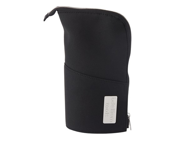 Golden Triangle Standup Pouch (Black)