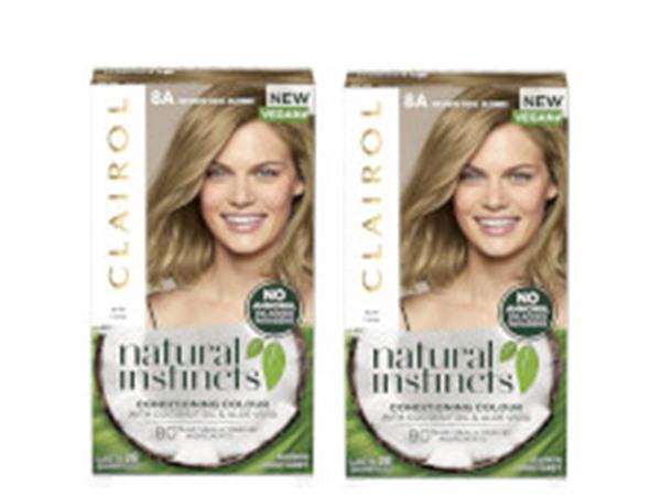 Natural Instincts Semi-Permanent No Ammonia Vegan Hair Dye