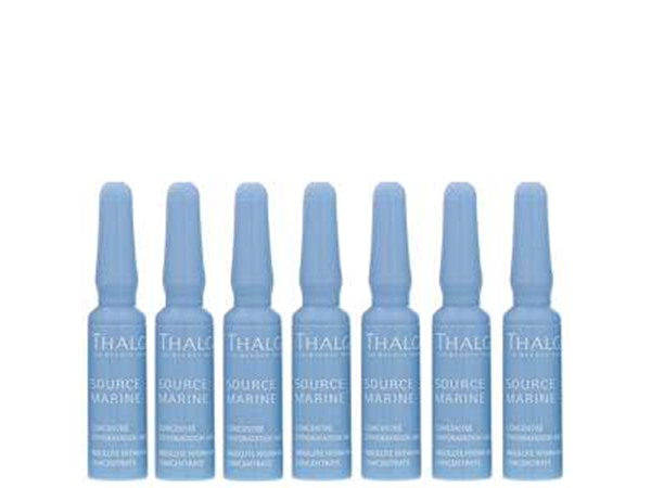 Thalgo Absolute Hydra-Marine Concentrate, Refreshes, Replumps For All Skin Types 7 X 1.