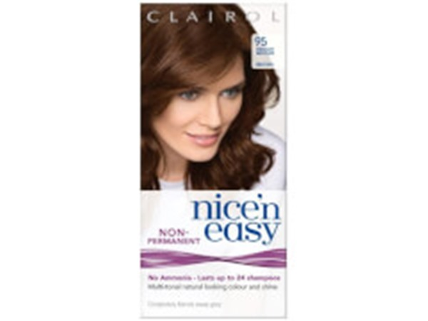 Nice'N Easy Semi-Permanent Hair Dye With No Ammonia