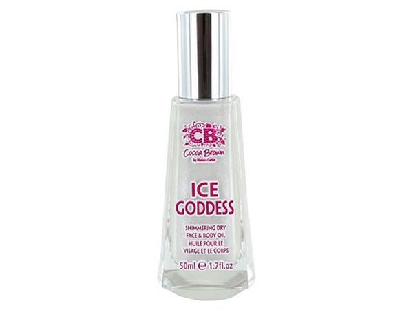 Cocoa Brown Ice Goddess Oil