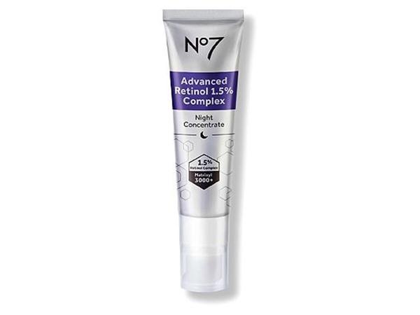 NO7 Advanced Retinol 1.5% Complex Night Concentrate