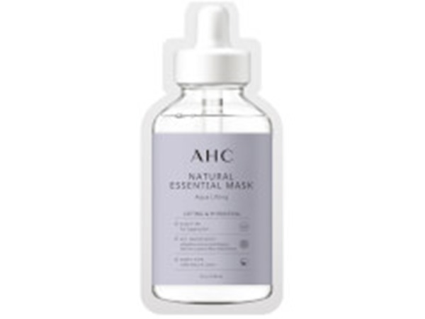 AHC Natural Essential Face Mask Hydrating And Lifting For Tired Skin