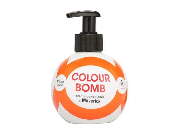 Colour Bomb Crème Conditioner Mandarin