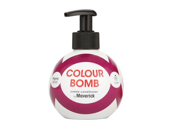 Colour Bomb Crème Conditioner Burgundy