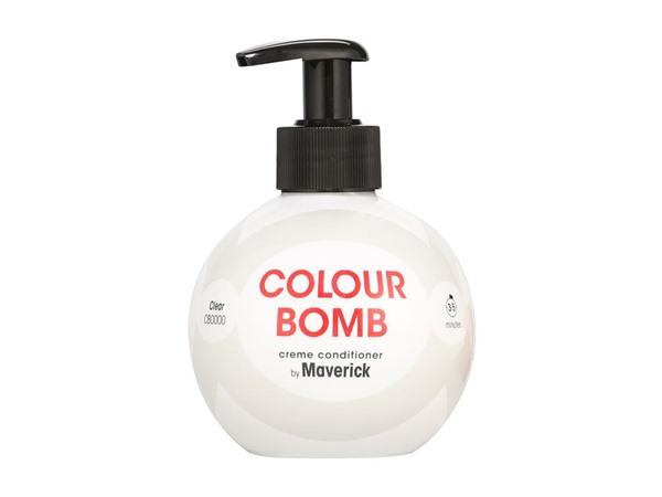 Colour Bomb Crème Conditioner Clear White Mix