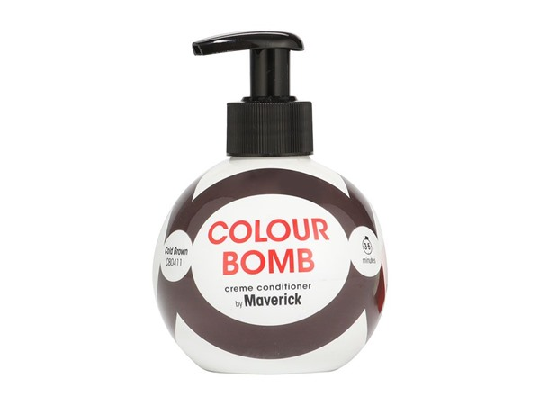 Colour Bomb Crème Conditioner Cold Brown