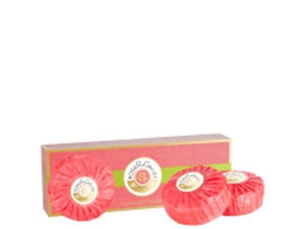 Roger & Gallet Fleur De Figuier Soap Coffret