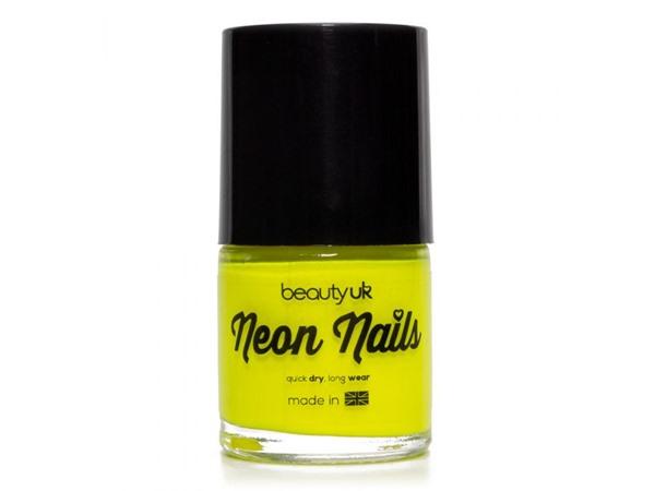 Beauty UK Neon Nails