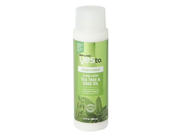 Tea Tree & Sage Oil Scalp Relief Conditioner