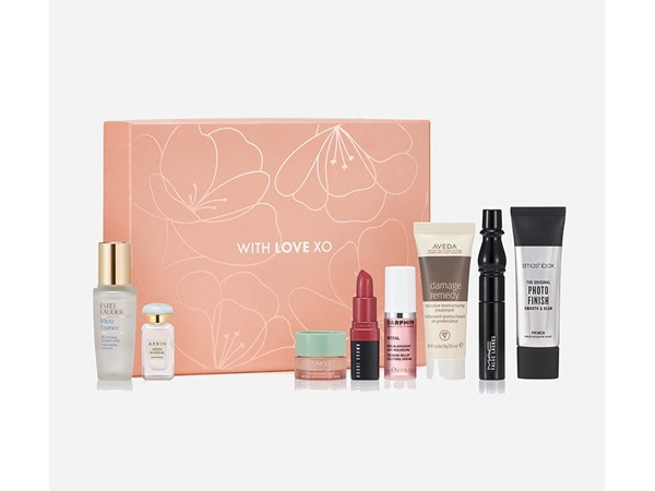 With Love Beauty Box Worth Over £80!