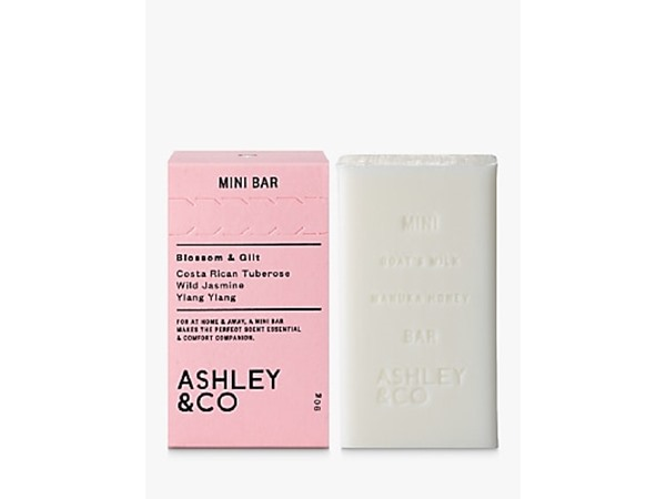 Ashley & Co Blossom & Gilt Soap Bar