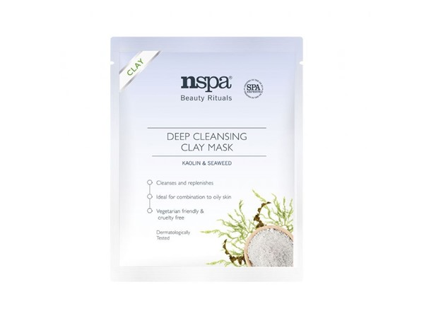 NSPA Deep Cleansing Clay Mask