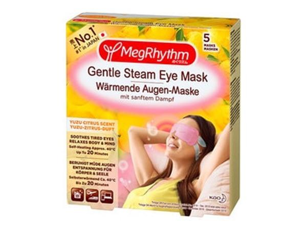 Eye Mask Yuzu Citrus
