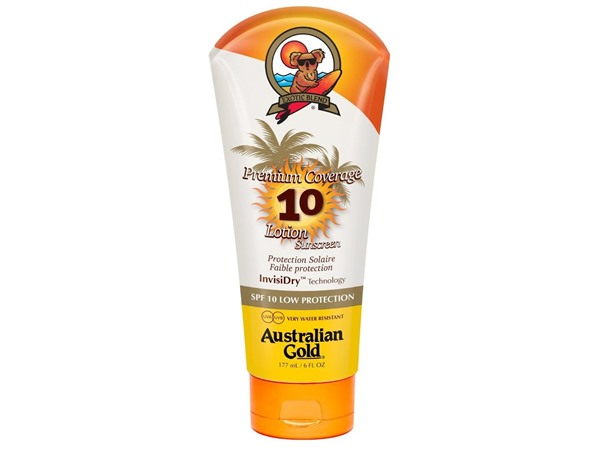 Australian Gold Premium Coverage Spf 10 Lotion