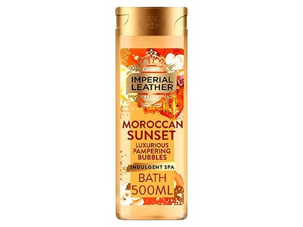 Cussons Imperial Leather Moroccan Sunset And Argan Bath Liquid