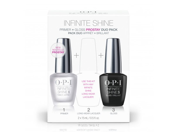 Infinite Shine Base Coat and Top Coat