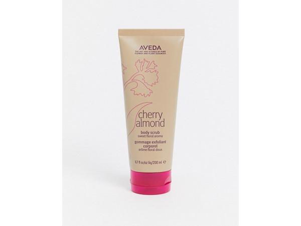 Cherry Almond Body Scrub-No Colour