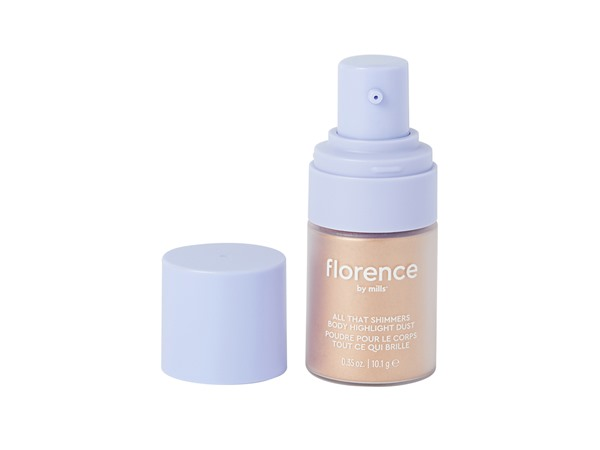 Florence All That Shimmers Body Highlight Dust