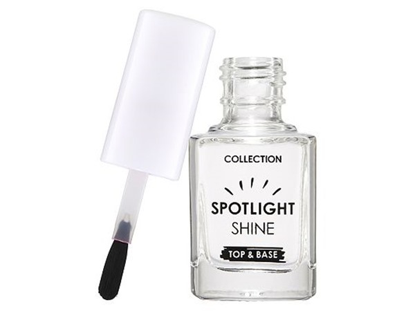 Spotlight Shine Nail Polish Top & Base Coat