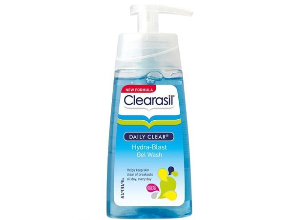 Clearasil Dailyclear Hydrablast Gel Wash