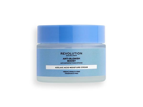 Revolution Anti Blemish Boost Cream With Azelaic Acid