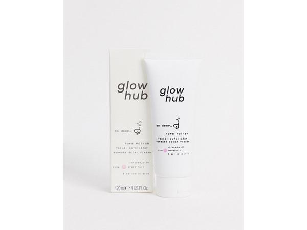Glow Hub Grapefruit Exfoliator-No Colour