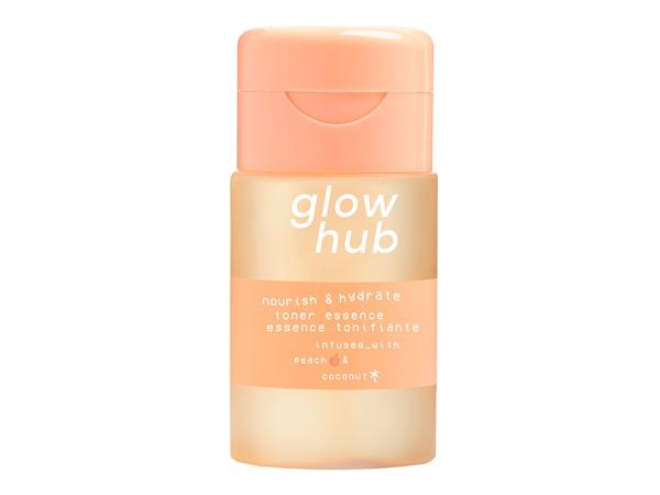 Glow Hub Hydrating Peach & Coconut Toner Essence-No Colour