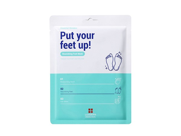 Put Your Feet Up! Sheet Mask