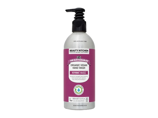 The Sustainables Botanic Bliss Organic Vegan Hand Wash