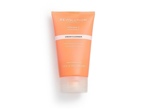 Skincare Vitamin C Brightening Cream Cleanser
