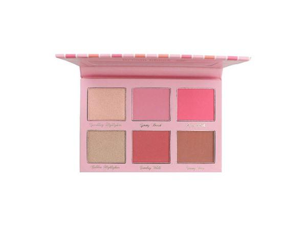 Viva La Diva Dream Cheek Blush & Highlighter Palette
